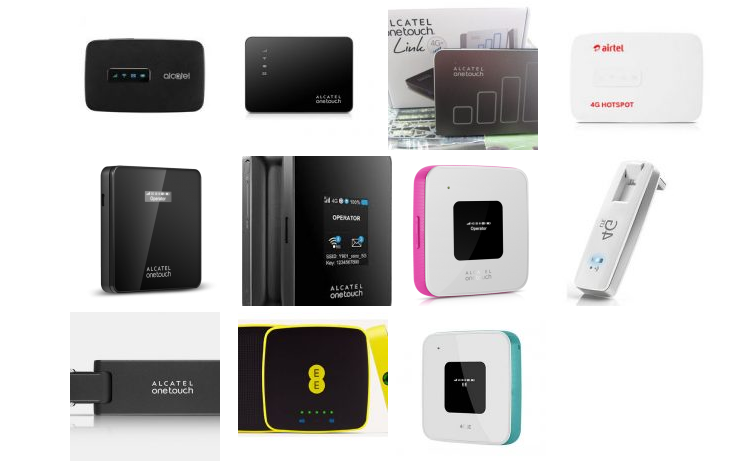 UNLOCK ALCATEL 4G MiFi/ROUTERS – WELCOME TO MAKENZY-TECH
